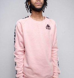 kappa Kappa AUTHENTIC HASSAN CREW NECK Pink