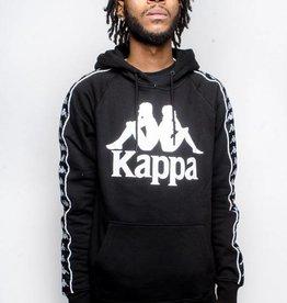 kappa Kappa AUTHENTIC HURTADO HOODIE Black