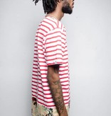 BBC BBC Pollination SS Knit White/Red