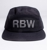 Raised By Wolves Raised by Wolves Mesh Pocket Camp Cap Black