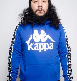 kappa Kappa AUTHENTIC HURTADO HOODIE Blue