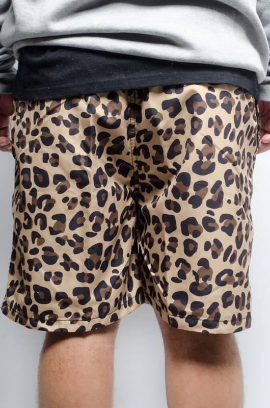 Stussy Stussy Leopard Water Shorts