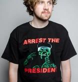 10 Deep 10 Deep Arrest the President Tee Black
