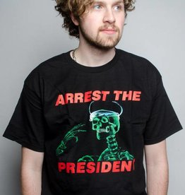 10 Deep 10 Deep Arrest the President Tee Black