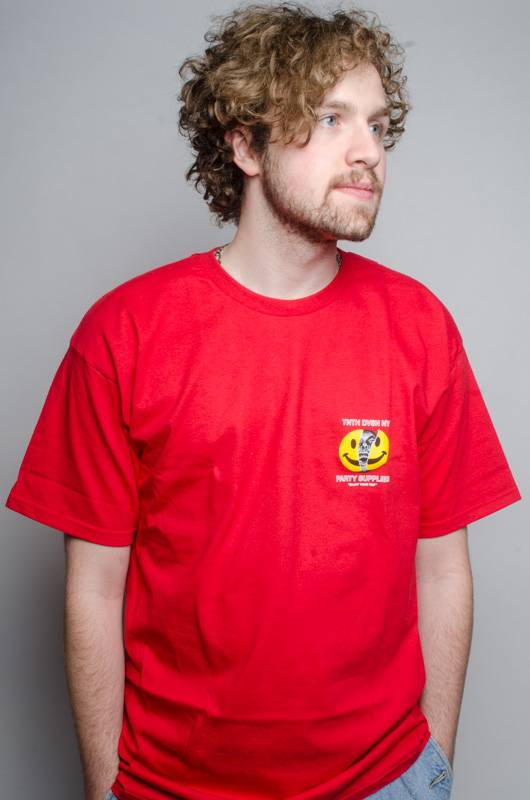10 Deep 10 Deep Enjoy Your Trip Tee Red