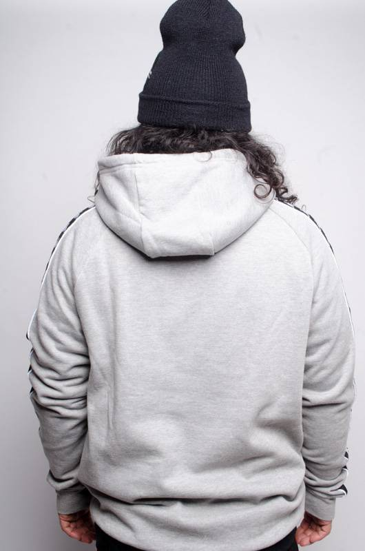 kappa Kappa AUTHENTIC HURTADO HOODIE Grey