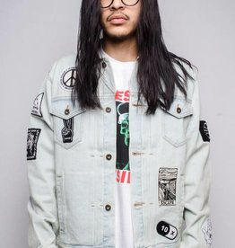 10 Deep 10 Deep Bad Acid Denim Jacket