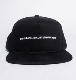 10 Deep 10 Deep Drugs Enhance Reality Cap Black