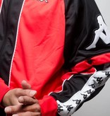 kappa Kappa Banda Hunt Zip Red/Blk/White