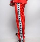 kappa Kappa Banda Astoria Slim Pant Red Orange