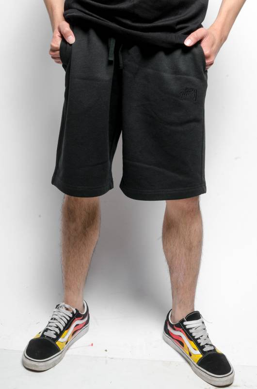 Stussy Stussy STOCK TERRY SHORT Black