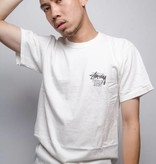 Stussy Stussy FORCES OF NATURE TEE Natural