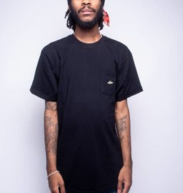 BBC BBC Flying Saucer Tee Black