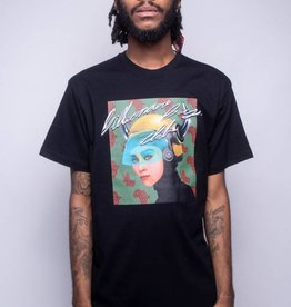 BBC BBC Retro Future Tee Black