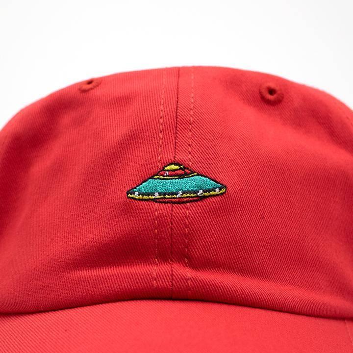 BBC BBC Saucer Cap Red