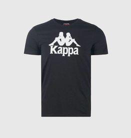 kappa Kappa Authentic Estessi Tee Black