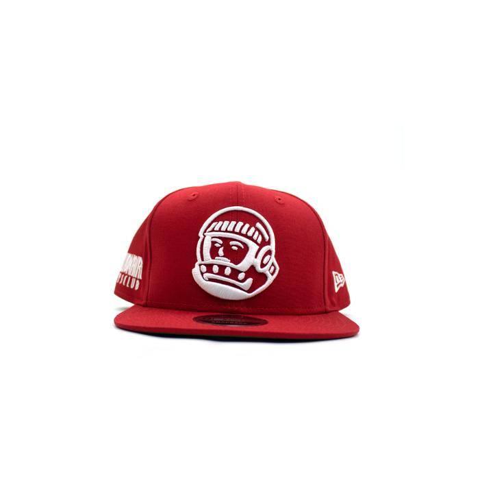 BBC BBC Helmet Snapback Hat Scarlett