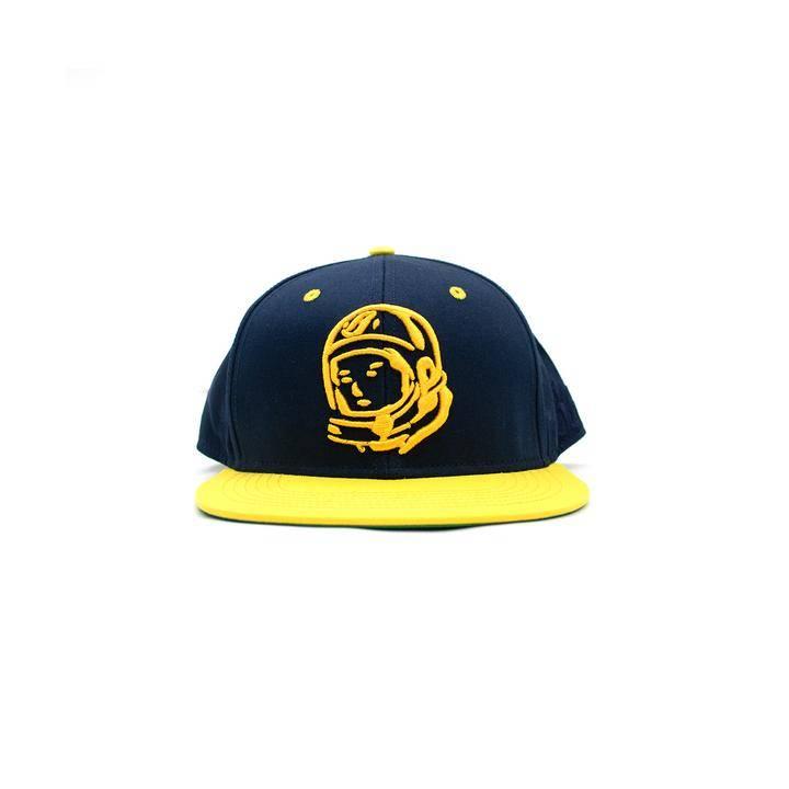 BBC BBC  Helmet Snapback Hat Peacoat