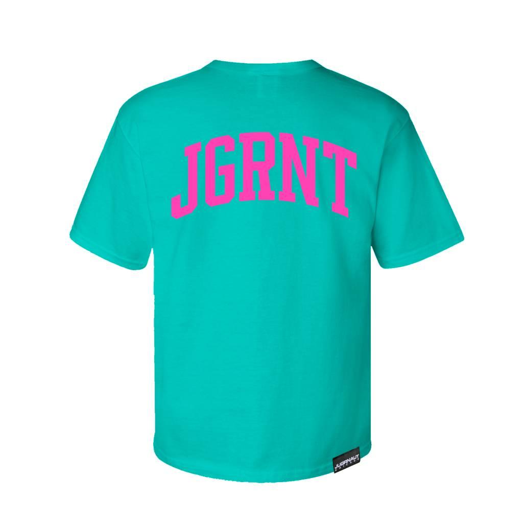 Jugrnaut Jugrnaut Campus OG Logo Tee Teal