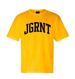 Jugrnaut Jugrnaut Campus OG Logo Tee Yellow