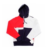 Champion Champion Color Block Hoodie Navy/Grey