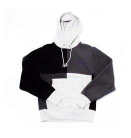 Champion Champion Color Block Hoodie Grey/Black