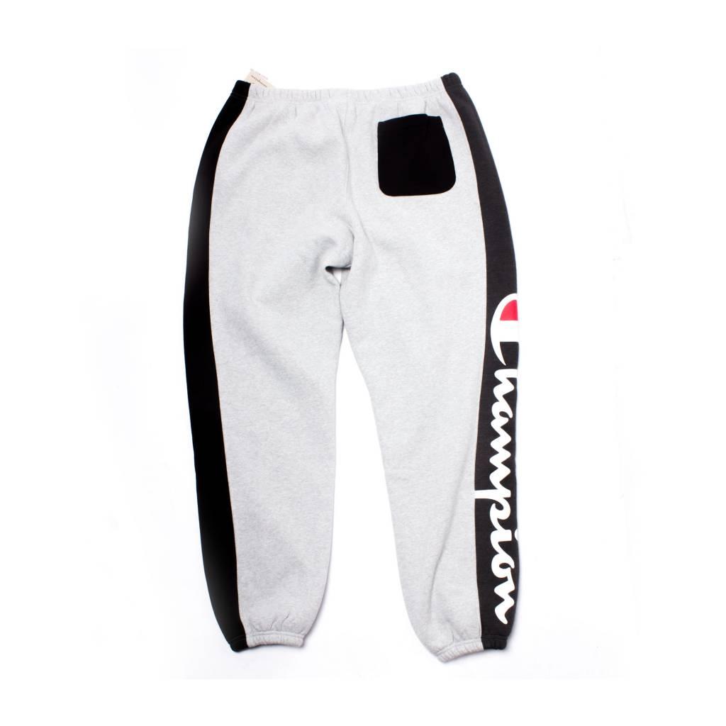 Champion Champion Color Block Sweats grey/black