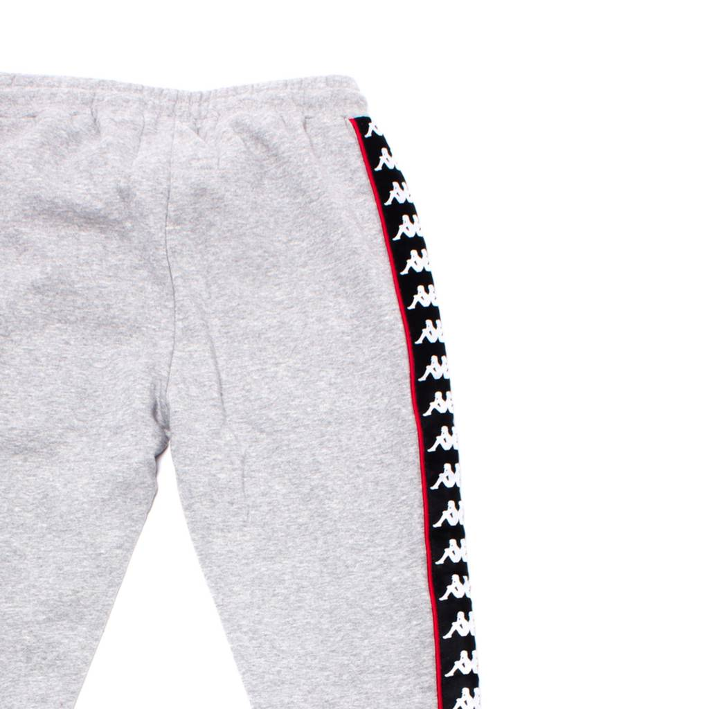 kappa Kappa Bandana Alan Pants Grey/Black/Red