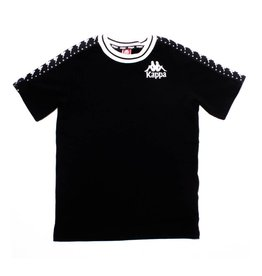 kappa Kappa Authentic Anchen Tape Tee Black