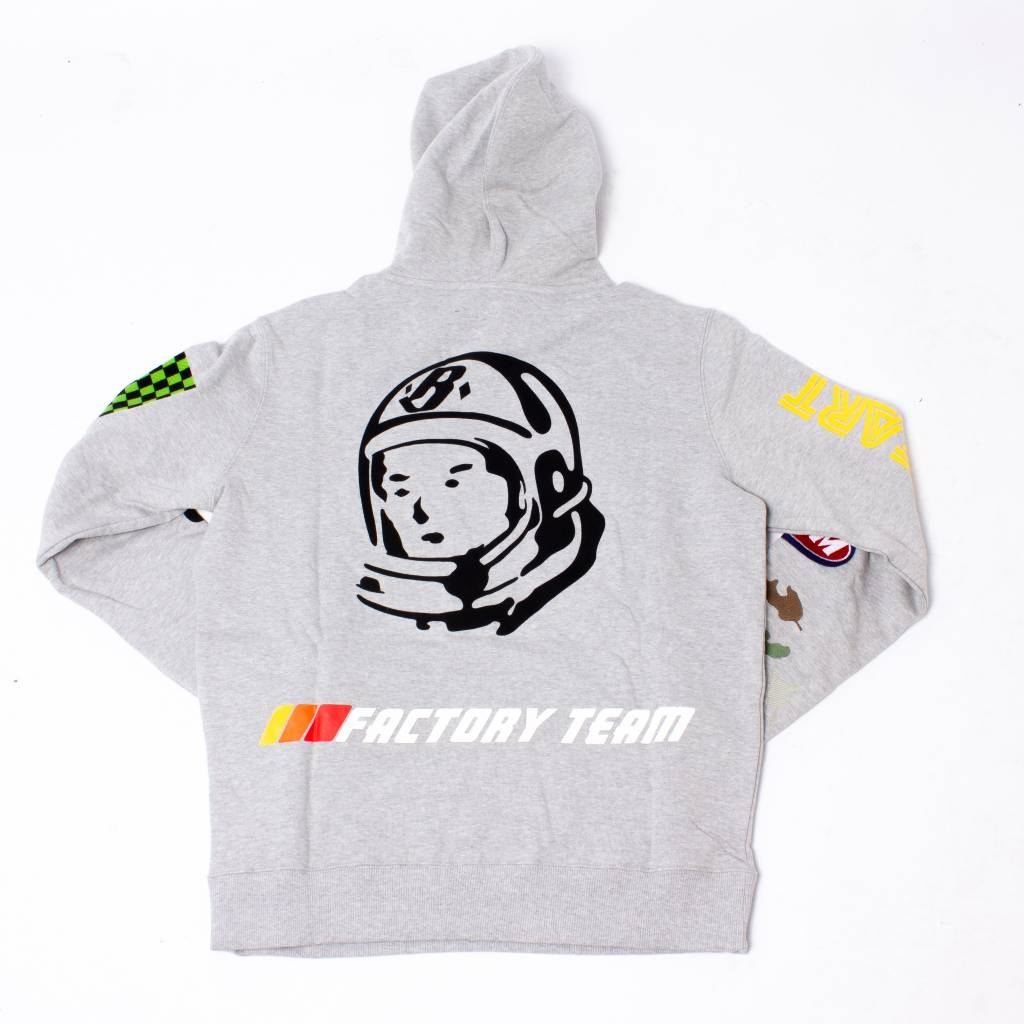 BBC BBC Space Circuit Hoodie Heather