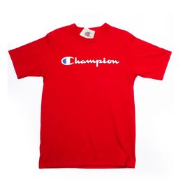 Champion Champion Rev Weave Tee Red