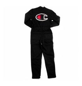 Champion Champion Super Fleece Jumpsuit Black