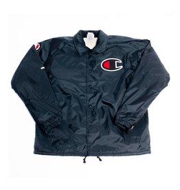 Champion Champion Sherpa Lined Coaches Jacket Black