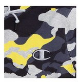 Champion Champion Camo Hoody Blk/Grey/Lime
