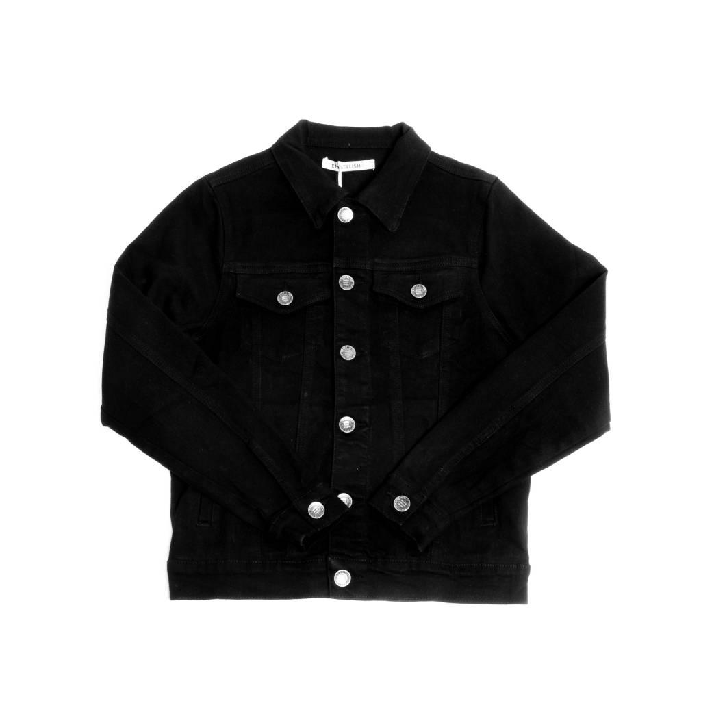 Embellish Denim Embellish Phantom Denim Jacket