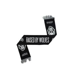 Raised By Wolves Raised by Wolves Ghost Scarf Black