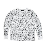 Raised By Wolves Raised by Wolves Riot Long Sleeve White