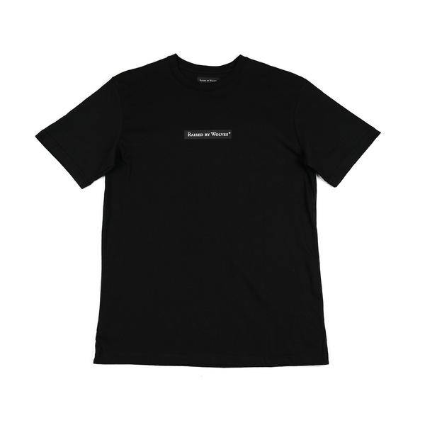 Raised By Wolves Raised by Wolves Box Logo Tee Black