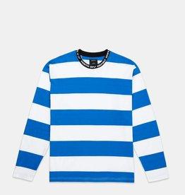 10 Deep 10 Deep 24hr Striped Long Sleeve Blue