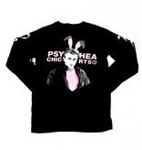 Psychic Hearts Psychic Hearts Fade Away LS Black
