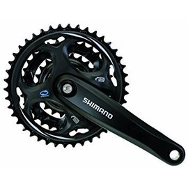 Shimano FRONT CHAINWHEEL, FC-M311-L, FOR REAR 7/8-SPEED, 175MM, 42X