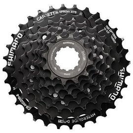 Shimano CASSETTE SPROCKET, CS-HG200-8, 8-SPEED, 12-14-16-