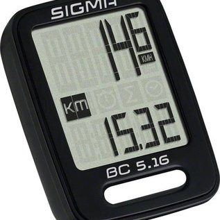 Sigma Sigma BC 5.16 Wired Cycling Computer