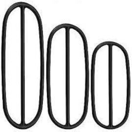 Garmin Garmin Speed And Cadence Sensor Replacement Bands, Black