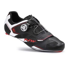 Northwave Northwave, Sonic 2 Plus, Road shoes, Black/White/Red