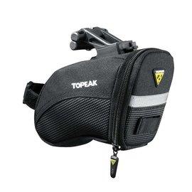 Topeak Topeak Aero Wedge Seat Bag: Small Black