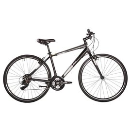 EVO EVO, Grand Rapid 3.0 Hybrid Bicycle, Black, M (2017)