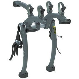 Saris Saris Bones Trunk Rack: 2-Bike Gray