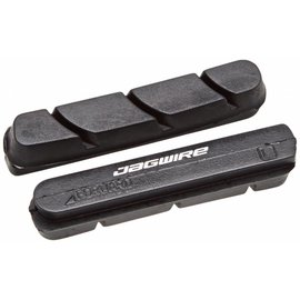 Jagwire Jagwire Road Pro C Brake Pad Inserts Campagnolo Friction Fit, Black