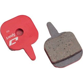 Jagwire Jagwire Mountain Sport Semi-Metallic Disc Brake Pads for Tektro Io